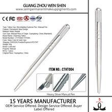 OEM / ODM Alloy Material Handmade Microblading Eyebrow Makeup Blade Pen