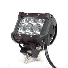4inch 18W LED bar light IP67 12V mini light bar UTV ATV Boat Led light bar