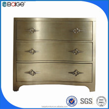 B-1503 Wholesale wooden bedroom drawer chest