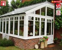 Aluminum alloy outdoor winter garden glass sun room