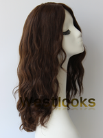 Virgin Unprocessed Long Kosher Lace Front Wigs For Orthodox Jewish Women