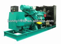 Honny Famous Diesel /Biogas Generator 1 MW