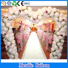 heart shape balloon arch valentine balloon