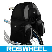 New fashionable Outdoor Bicycle Cycling Bike Back Rear Seat Bike Bag 11497 motorcycle aluminum pannier