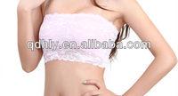 beauty strapless bra tube top