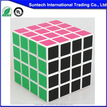 Top quality and best price Custom Magic puzzle Cube 3x3x3 57mm , plastic 3d puzzle cube