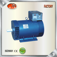 ST 100% Copper Wire Single Phase 3kw Alternator Generator(CE Approval)