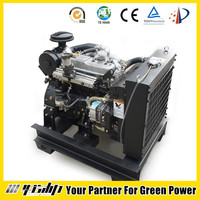 small water cooled diesel engine