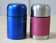600ML Double Wall Stainless Steel Vacuum Lunch Box