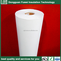Slot liner insulation composite flexible material DMD for electrical transformers