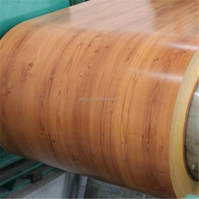 wood/marble/brick printed steel coils from china