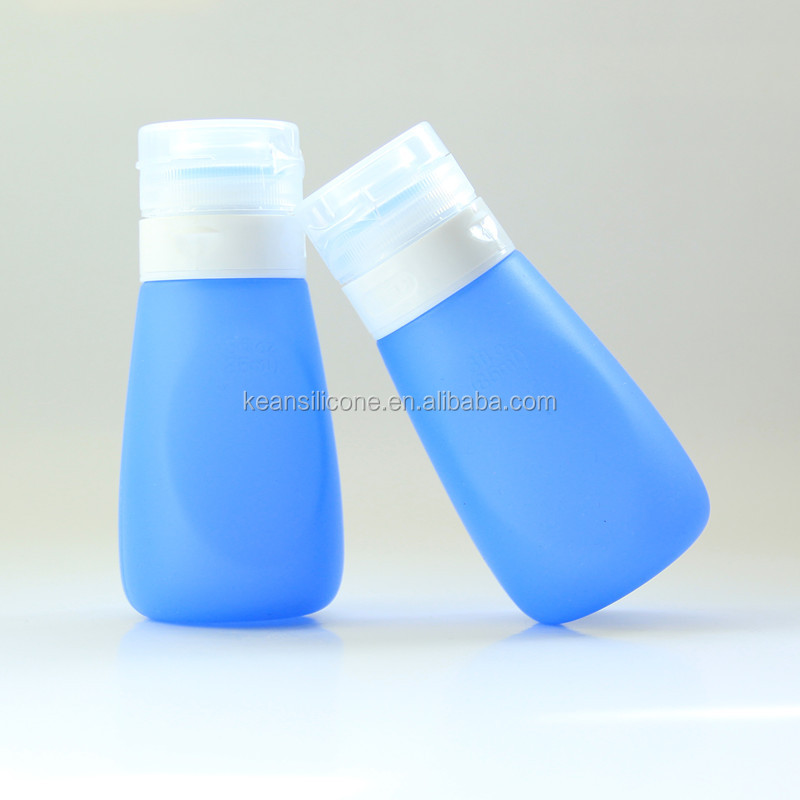 Small empty hand sanitizer bottles