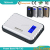 2015 Low price ! PB-T3D 7800mah universal external portable cell phone charger