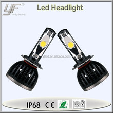 Motorcycle projector car cr ee led headlight for for N issan, Chevrolet, Peugeot, MG, Ben-z, , VW, Hyundai