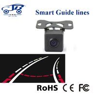 2015 new smart guideline car rear view camera driving car camera recorder with full hd 1080p