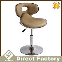 Special used simple style metal table with lounge chair