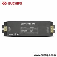 75W 12V DC Constant Voltage Triac ELV Dimming LED Power Driver CE UL Certifications High Quality Competitive Price