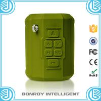 bluetooth wall mount portable wireless speaker system