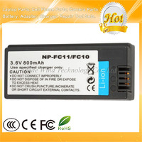 Li-ion Rechargeable Camera Battery for Sony NP- FC11 NP-FC10 DSC-P2 DSC-P10 DSC-P9