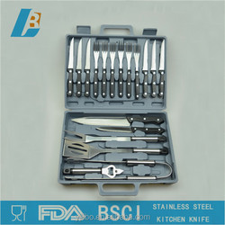 modern full set kitchen Stainless steel kitchen tool set