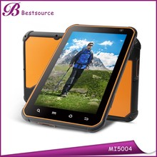 High quality IP67 waterproof tablet Android Quad core 1280*800 3G GPS BT WIFI rugged tablet