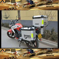 42L Aluminium Alloy Motorcycle Cargo Box/ Top case