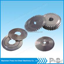 High precision hss dmo5 circular saw blade for pipe cutting