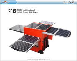 HOT sale portable 300w-20kw price solar power kits