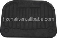 2015 barber shop chairs/salon PU footrest