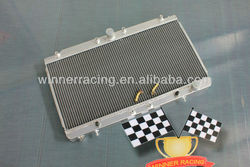 HIGH PERFORMANCE ALUMINUM RADIATOR FOR ECLIPSE GS-T/GSX D32A/D33A 2G/DSM TALON TSI 4G63T AUTO 1995-99