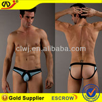 hot sexy underwear g-string for men with open sex photo