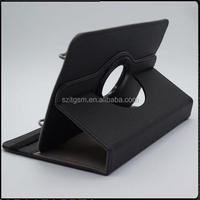 Universal leather case for 7'' 8'' Android tables/ebook readers 360 degree rotation cover 7 inch tablet case supplier