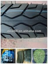 Neumático de la motocicleta del tubo( neumático de la motocicleta y el tubo)