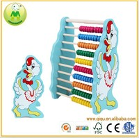 2015 New arrival Kid wooden abacus toy,Educational children wooden abacus,Caculating Wooden Bead Abacus to Genius Boy