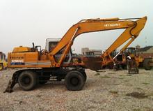 half new japan made construction hitachi used ex100w wheel excavators/hitachi excavator ex100w/used ex100w excavator,HOT!!!