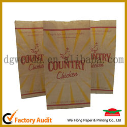 Food Packaging Bag Craft paper bag made in China