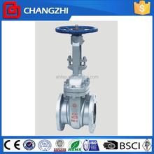jiangsu changzhi locking sluice steam gate valve