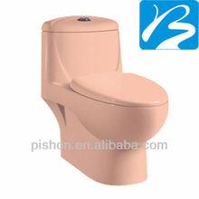 Color Ceramic Toilet Sanitaryware