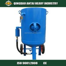 Industrial Vacuum Used Sandblasters Tank