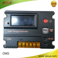 pwm 12v solar panel charge controller 10a