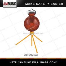 AB-SU250 Series LED Traffic Solar Warning Flashing Light/Strobe Emergency Light