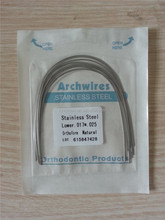 stainless steel archwires certificate approved low price