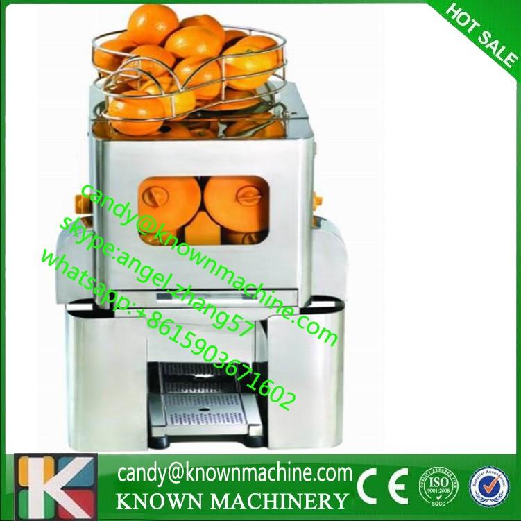 25 oranges electric orange juicer machine