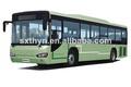 shacman autobús de la ciudad con la dimensión para la venta