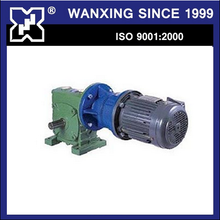 Smooth operation cast iron Worm Gear Speed Reducer / worm and worm gearbox