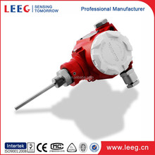 explodeproof programmable temperature transmitter 420ma oil industry