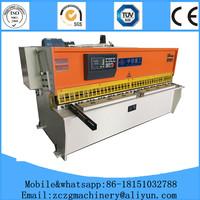 E10 rebar shearing machine SERIES Hydraulic Guillotine Shearing metal plate Shearing and cutting Machine