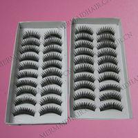 10 pairs false eyelash good quality