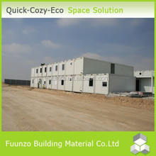 Energy Saving Demountable Customized Mobile Oil Field Container House