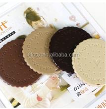 Hot selling mini plastic convex mirror / cookie makeup mirror